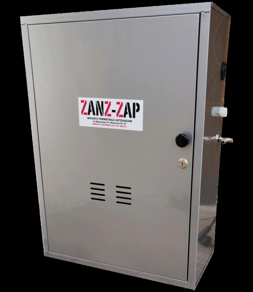 Centralina Zanz-Zap sistema anti zanzare