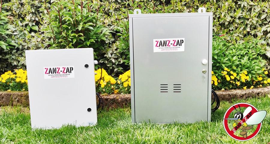 sistema antizanzare da giardino a nebulizzazione da giardino